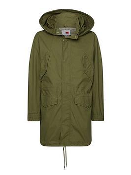 tommy-hilfiger-parka-coat-green