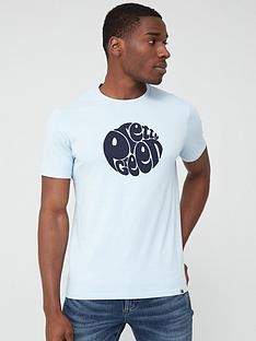 pretty-green-gillespie-logo-short-sleevenbspt-shirt-blue