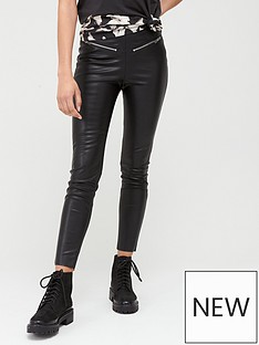 religion-steel-leggings-black