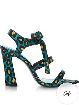 kat-maconie-exclusive-rhia-leopardnbspprint-multi-strap-tie-high-heel-shoes-green
