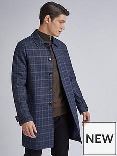 burton-menswear-london-burton-check-lightweight-carcoat