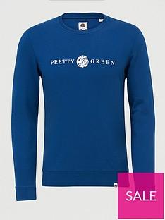 pretty-green-lincoln-logo-sweatshirt-navy