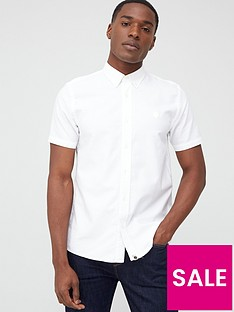 pretty-green-sterling-short-sleeve-oxford-shirt-white