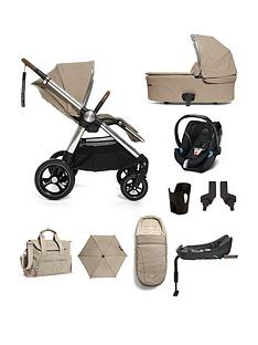 mamas-papas-ocarro-complete-9-piece-travel-system-bundle-cashmere