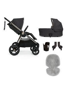 mamas-papas-ocarro-starter-4-piece-pushchair-bundle-onyx