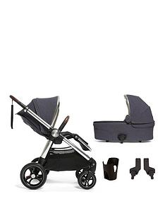 mamas-papas-ocarro-starter-4-piece-pushchair-bundle-navy