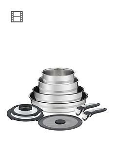 tefal-jamie-oliver-9-piece-pan-set