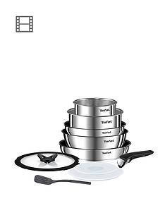 tefal-ingenio-emotion-10-piece-set-frypans-22-amp-26cm-saucepans-16-amp-20cm-sautepan-24cm-glass-lid-24cm-plastic-lids-16-amp-20cm-1-handle-1-slotted-spatula