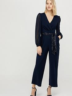 monsoon-verity-blouson-sleeve-jumpsuit-navy