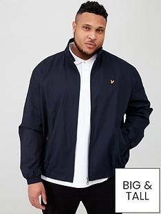 lyle-scott-big-amp-tall-harrington-jacket-navy