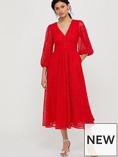 monsoon-zinnia-lace-midi-dress-red