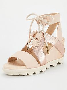 sorel-joanie-ii-ankle-lace-leather-wedge-sandal-tan