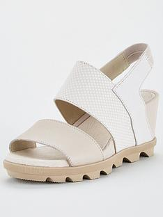 sorel-joanie-ii-slingback-leather-wedge-sandal-white