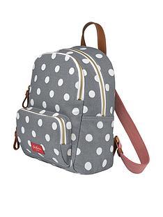 cath-kidston-button-spot-twill-brampton-small-pocket-backpack-navy