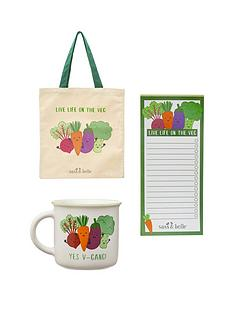 sass-belle-live-life-on-the-veg-tote-bag-mug-and-notebook