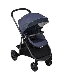 graco-time2grow-stand-alone-stroller-with-raincover-amp-adaptor