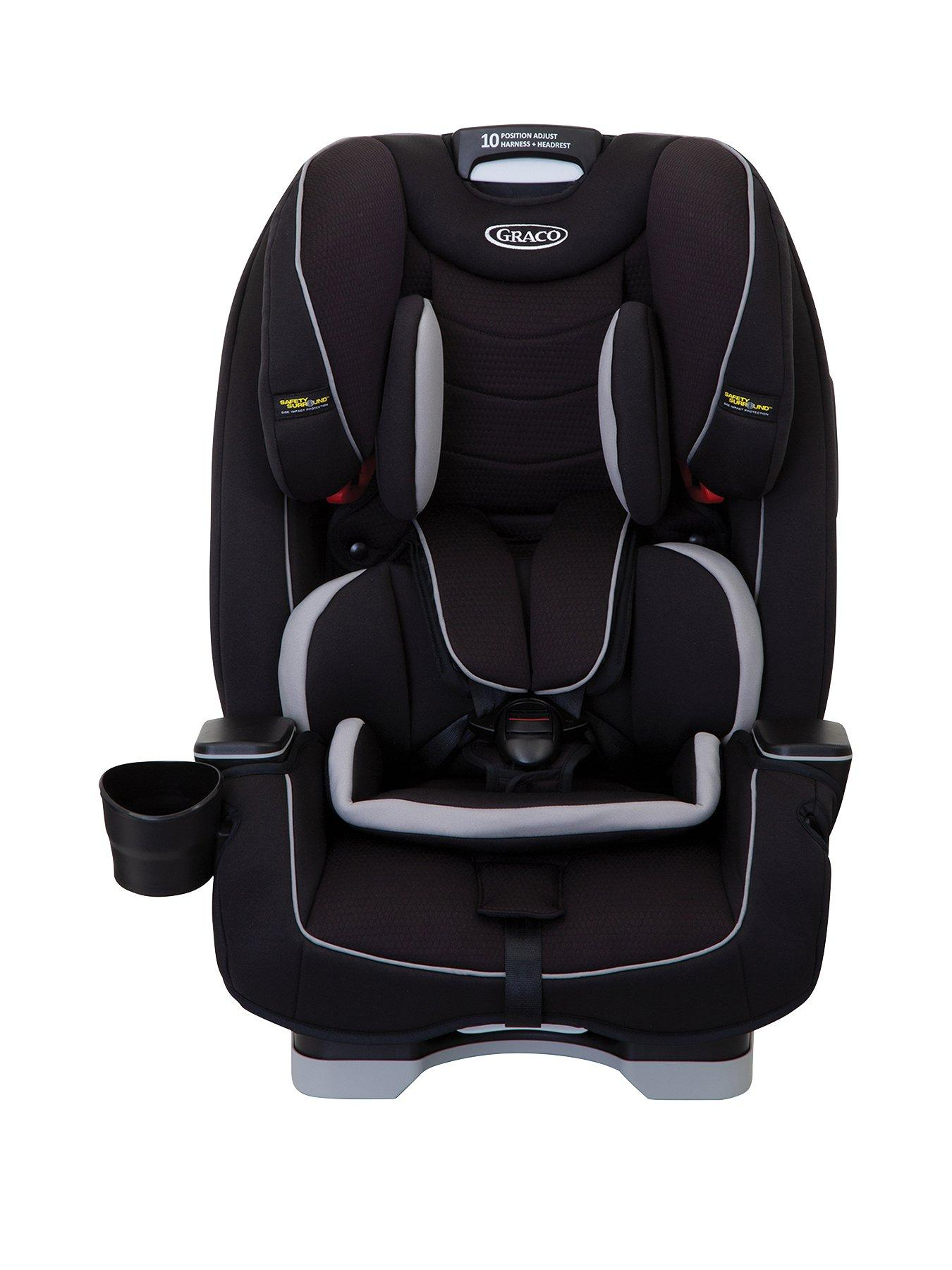 9 Months To 12 Years | Car seats
