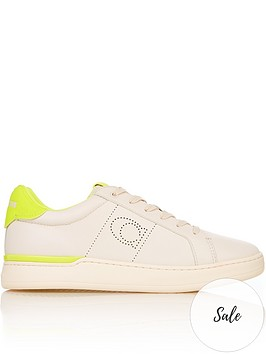 coach-low-top-neon-leather-trainers-whiteneon-yellow