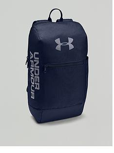 under-armour-patterson-backpack-navynbsp