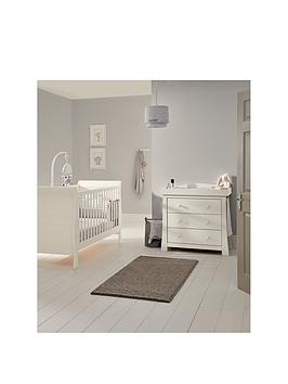 mamas-papas-mia-sleigh-cot-bed-and-dresser-changer