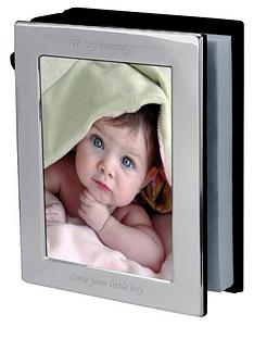 personalised-silver-photo-frame-photo-album