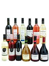 Case of 12 Mixed Bottles of Wine