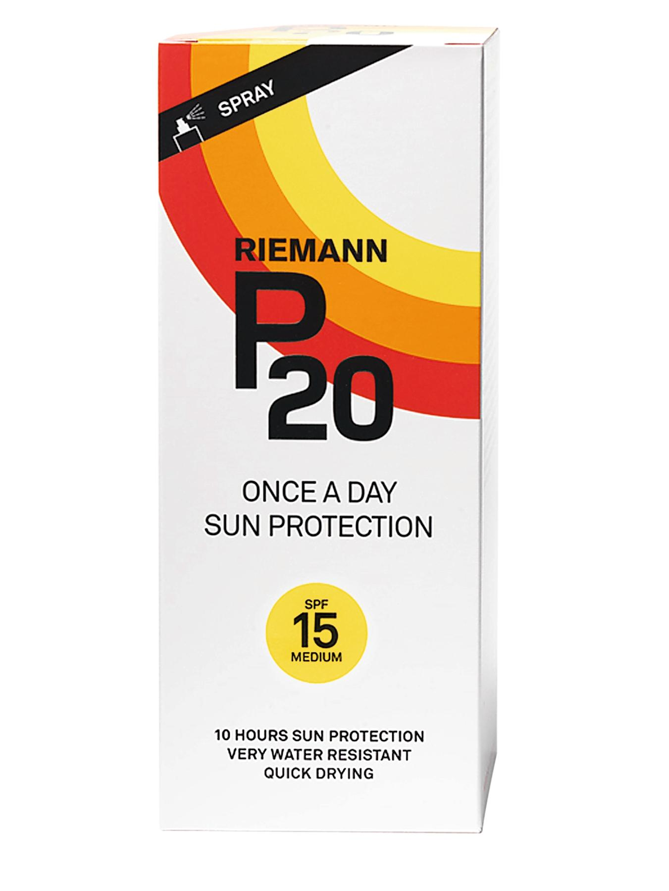 P20 SPF 15 Spray 200ml
