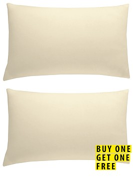 flannelette-standard-pillowcase-buy-1-get-1-free