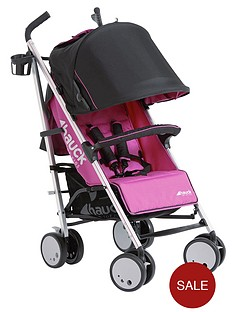 hauck-torro-stroller-with-footmuff