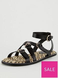 v-by-very-henrika-leather-buckle-strap-espadrille-sandal-blacknbsp