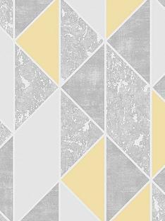 superfresco-milan-geo-wallpaper-ndash-yellow