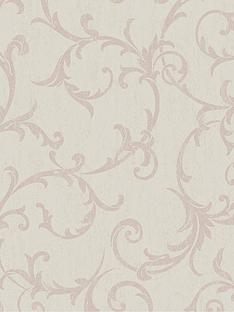 superfresco-easy-empress-scroll-rose-gold-wallpaper