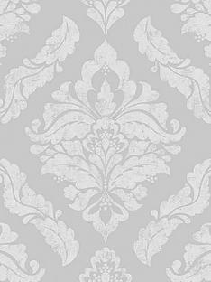 boutique-damaris-silver-wallpaper