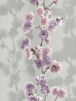 sublime-icy-blossom-lilac-wallpaper