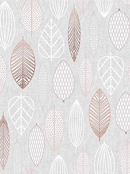 superfresco-easy-scandi-leaf-blush-wallpaper