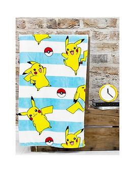 pokemon-jump-fleece