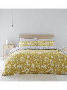 catherine-lansfield-retro-birds-duvet-cover-set