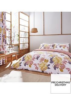 catherine-lansfield-elina-floral-duvet-cover-set