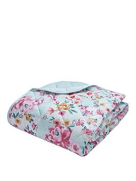 catherine-lansfield-flower-patchwork-bedspread-throw