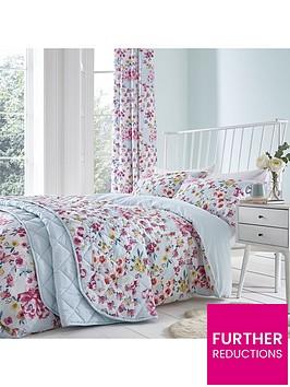 catherine-lansfield-flower-patchwork-duvet-cover-set