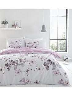 catherine-lansfield-butterflies-duvet-cover-set
