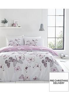 catherine-lansfield-butterflies-duvet-cover-set