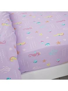 catherine-lansfield-letrsquos-be-mermaids-single-fitted-sheet