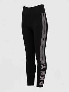 dkny-sport-track-logo-high-waistnbspleggings-black
