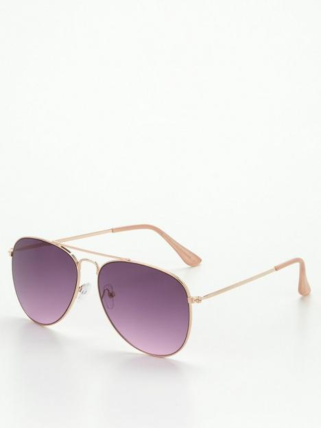 v-by-very-metal-frame-sunglasses-with-coloured-lens-rose-goldnbsp