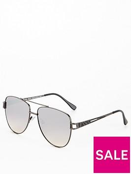 v-by-very-metal-frame-sunglasses-silver