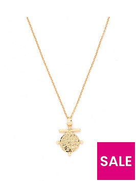 v-by-very-coin-ditsy-necklace