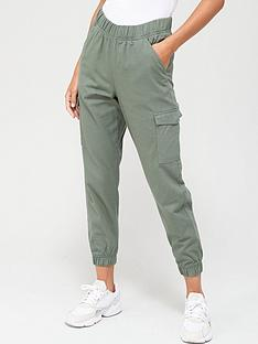 v-by-very-cargo-pocket-jogger-trousers-khaki