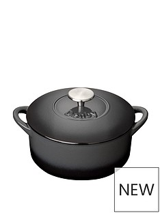 denby-halo-20-cm-cast-iron-casserole-dish