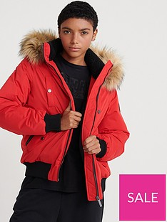 superdry-microfibre-bomber-jacket-red